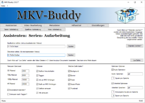 MKV Buddy 2.0.3.7